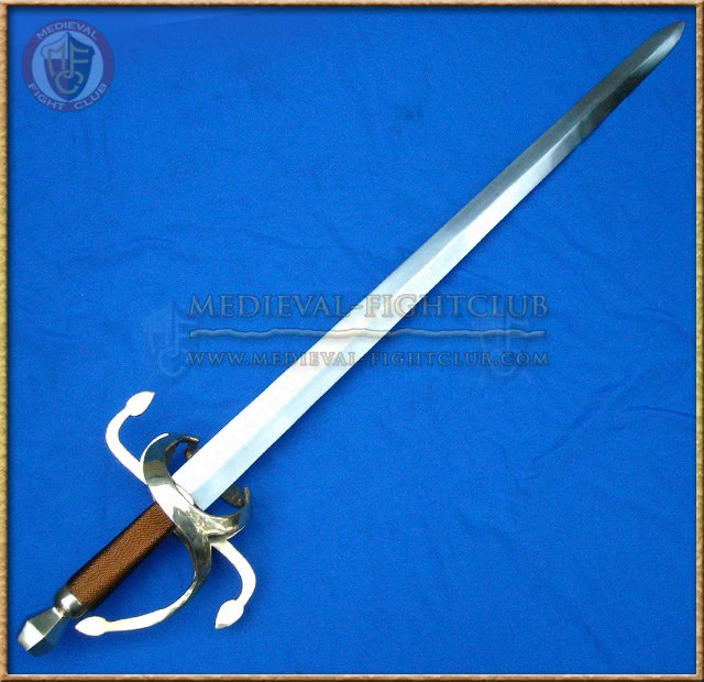 Weapons :: Swords :: Decorative Swords :: Swept Basket