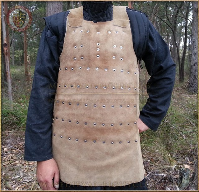 visby coat of plates medieval body armour