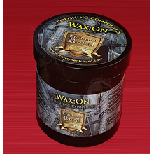 Wax:On - metal polish and sealant