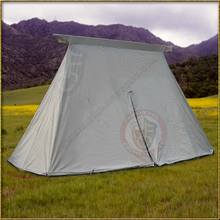 Geteld - Saxon Style Large Tent Closed