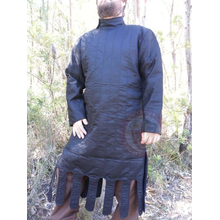 Black Dagged Gambeson