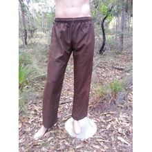 Cotton Pants - brown