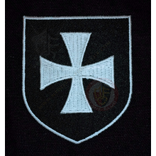 Stylish Knights Hospitaller cloth patch