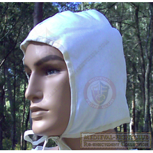 Padded Arming Cap with Tie