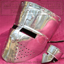 The Paladin 16ga (with chin strap and padding)