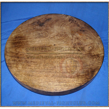 Wooden serving board - 12 inch