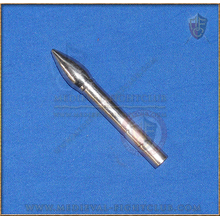 Aglet (single) - Onion dome in metal