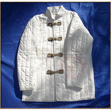 Thick Off White Combat Gambeson/Aketon - Jacket