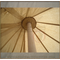 Conical (Bell) Tent Roof Interior